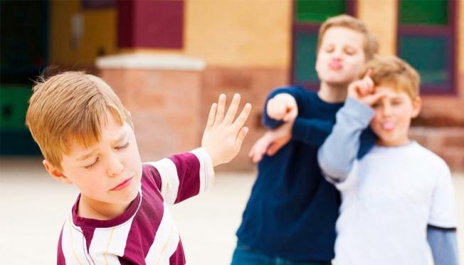 Что делать, когда тебя дразнят - совет ребенку